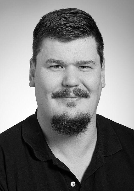Contact Mikkel Mansfeld employee picture