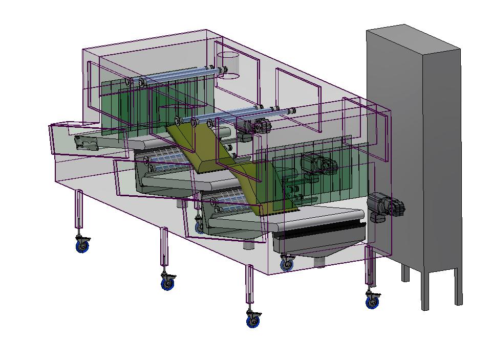 UVC Waterfall model