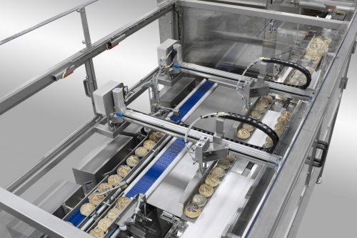 Conveyor system food