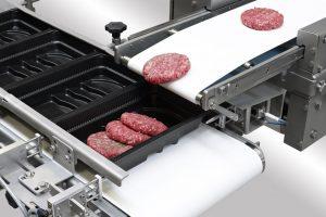 Shuttle Conveyor for meat